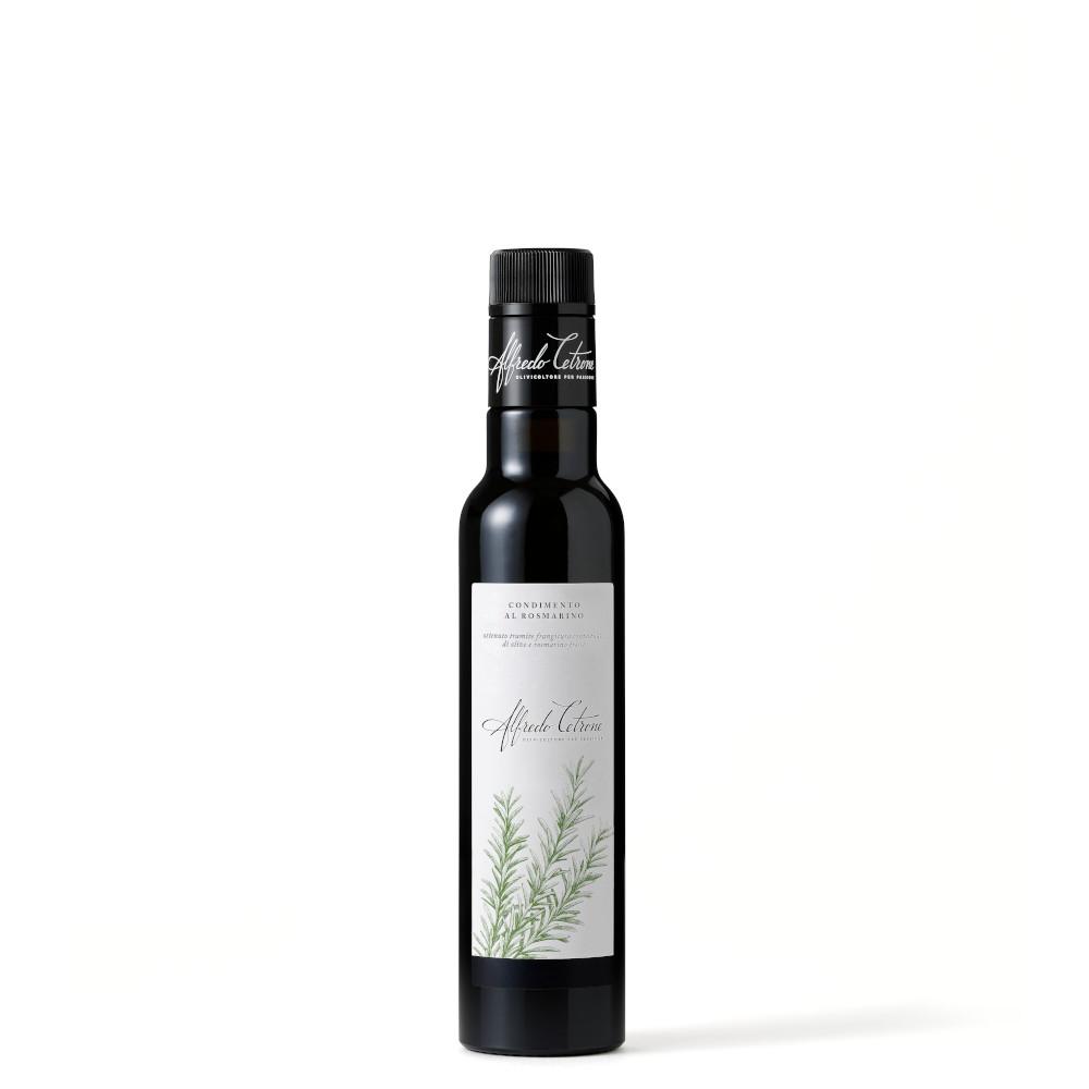 Olio Aromatizzato Rosmarino Azienda Agricola Cetrone
