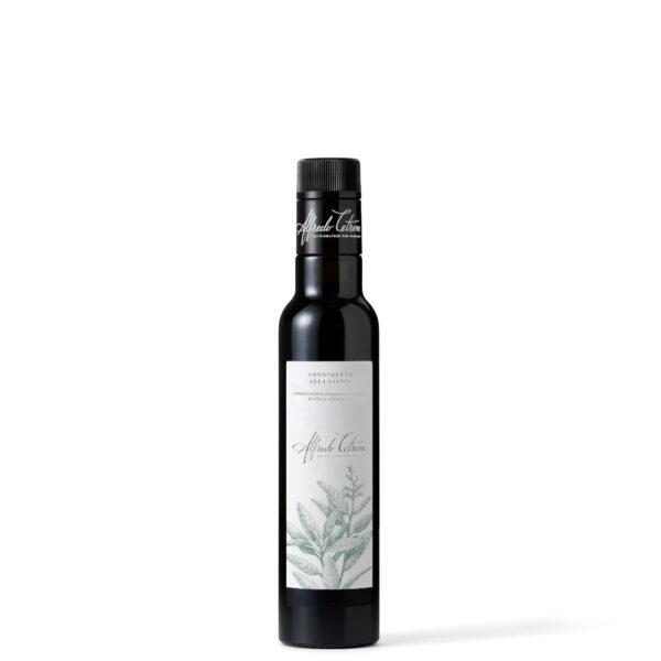Olio Aromatizzato Salvia Azienda Agricola Cetrone